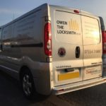 Owen the Locksmith Angmering locked out